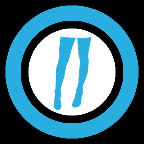 RLS App Logo - Restless Legs Syndrome Mobile App